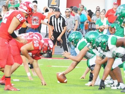 Pleasanton, Jourdanton football