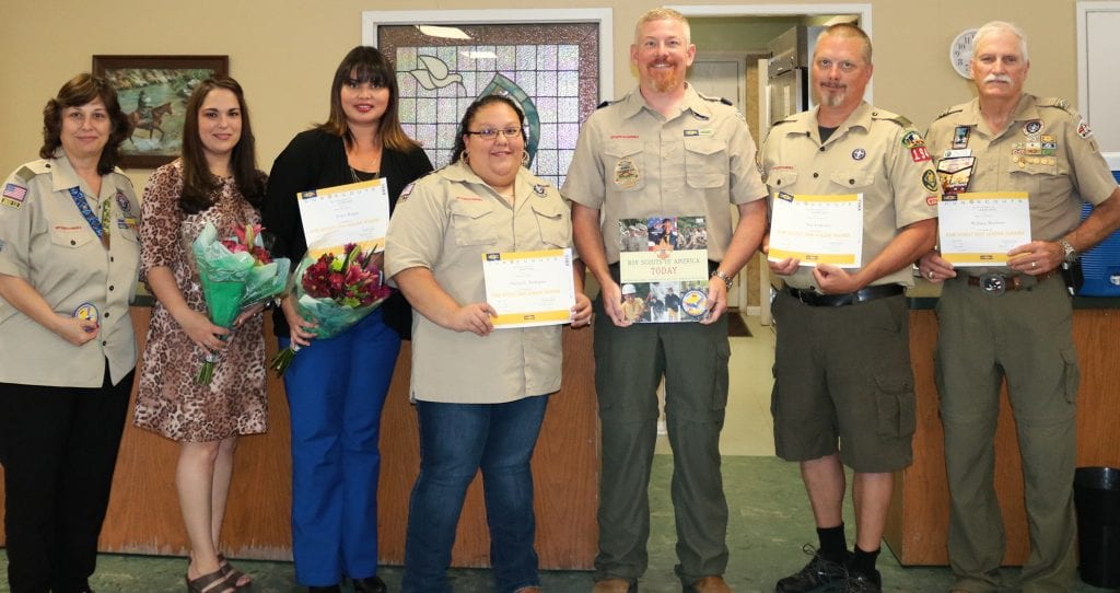 Scouts Awarded At Arrow Of Light And Crossover Ceremony Pleasanton