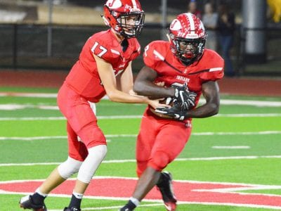 Jourdanton football