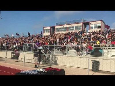 Poteet Homecoming Pep-Rally 09/22/17