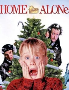Free Home Alone showing at Plestex Sat. Dec. 15.