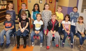 Jourdanton Elementary 2nd grade UIL students LISA LUNA | PLEASANTON EXPRESS PHOTOS