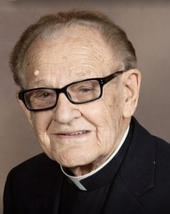 Msgr. John Wagner LIFETOUCH | COURTESY PHOTO