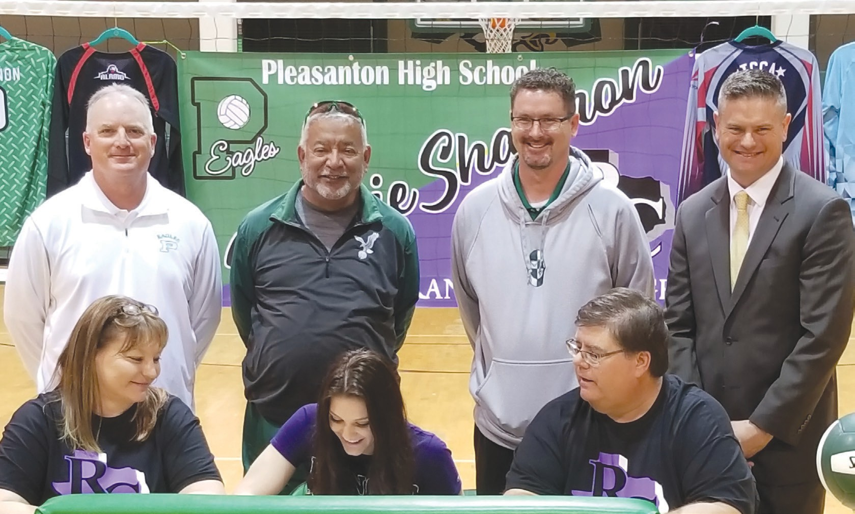 Shannon Set To Move Up To Ranger College Volleyball Pleasanton Express