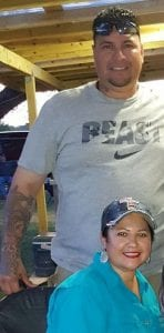 Amanda Castillo and Steven Reyes, Reyes Farms, 830-480-2862 CONTRIBUTED