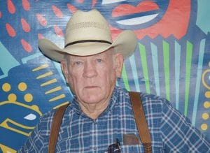 Jim Collums, Jim Collums Farm, 210-315-0056 AIDAN DENSON | PLEASANTON EXPRESS