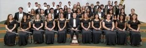 "The PHS Wind Ensemble received 1st Division-""Superior"" ratings in Concert and Sight-Reading."