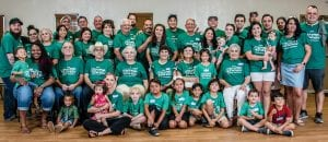 Pictured are some of the family members from the Trinidad Zuniga branch of the family. ROLAND BAZAN | COURTESY PHOTOS