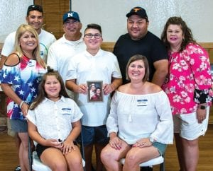Pictured are family members from the Alfredo Zuniga branch.