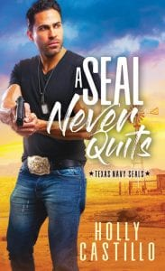 """""""A SEAL Never Quits"""" book signing with Holly Castillo: Oct. 26 at Barnes & Noble, The Shops at La Cantera in San Antonio"""