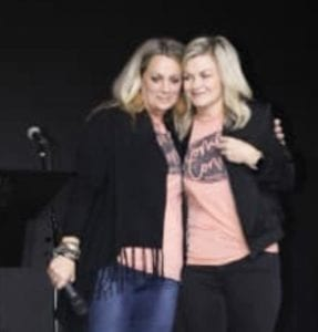 Pictured are event organizers, Rebekah Haren and Codi Crouch. MELINDA PRIADKA   COURTESY PHOTOS