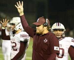 "Poteet Head Coach Darby House feels the 2020 fall season will happen amid the coronavirus pandemic. ""We've gotta have it,"" he said. SAM FOWLER 