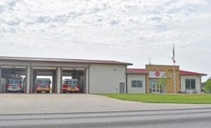 The Pleasanton Fire Department is located at 316 FM 3510 (Airport Rd.) in Pleasanton. The fire department is currently staffed with seven full-time firefighters who are being paid through the City of Pleasanton's budget. EMILY MANN | PLEASANTON EXPRESS