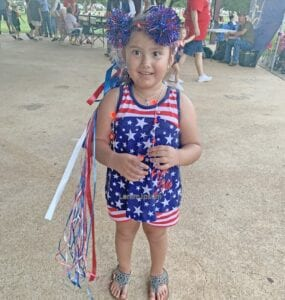 Families and youth gathered to celebrate at the 2019 Jourdanton Pride 4th of July Celebration at the Jourdanton City Park. This year, due to the COVID-19 pandemic, this event, along with other local Independence Day celebrations, have been cancelled. NOEL WILKERSON HOLMES | PLEASANTON EXPRESS