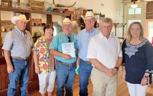SCTICA members serving on the ICA of Texas Boards, left to right: Doug Muenchow, Brenda Moore, Brad Cotton, Dr. Glen Tate, Bill Hyman and Laurie Miller. Not pictured: Alton Kuykendall. COURTESY PHOTO