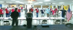 Veterans of Foreign Wars Post 6970 in Poteet meets on the third Tuesday of the month. JIM KOUTNY   COURTESY PHOTOS