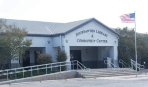 The Jourdanton Library is currently open Monday-Friday, from 9-5:30 p.m.