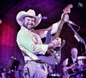 Brad Jenschke & Neon Ranch will perform at Merrier on Main on Dec. 5 at the Pleasanton River Park and the New Year's Eve Dance at the American Legion Hall in Jourdanton. ALEX ARREZOLA | COURTESY PHOTO