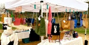 Don't let the name, It's all about the Tote, fool you, they sell car candles and clippies as well. Visit them at Vintage in Verdi Dec. 4 and 5. COURTESY PHOTO