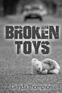 You can preorder your digital copy of Broken Toys on Amazon right now for only $4.99. Paperbacks on Amazon are $17.99. Glenda Thompson will also have a booth set up at the Merry on Main event in Pleasanton this Saturday, Dec. 5 from 10 a.m. until after the fireworks show.