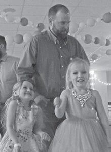 Dads and daughters had a blast dancing during the Daddy Daughter Dance on Friday.