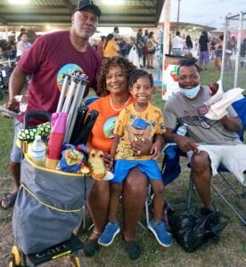 "Families attending the festival came from all over Texas to enjoy the fabulous food, music and carnival. ""This is the best deal in Texas as far as festivals go!"""