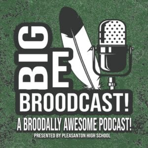 """You can find the PHS podcast on Spotify by searching """"The Big E Broodcast!"""" There are eight episodes with students and alumni highlighting what makes PHS great to them."""